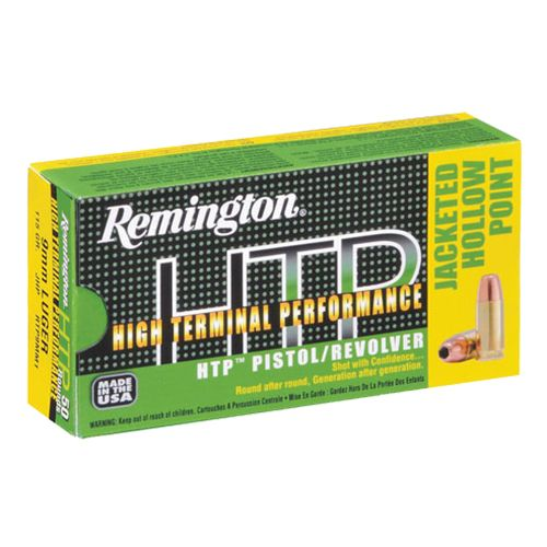 Remington High Terminal Performance .357 Magnum 125-Grain Centerfire Handgun Ammunition
