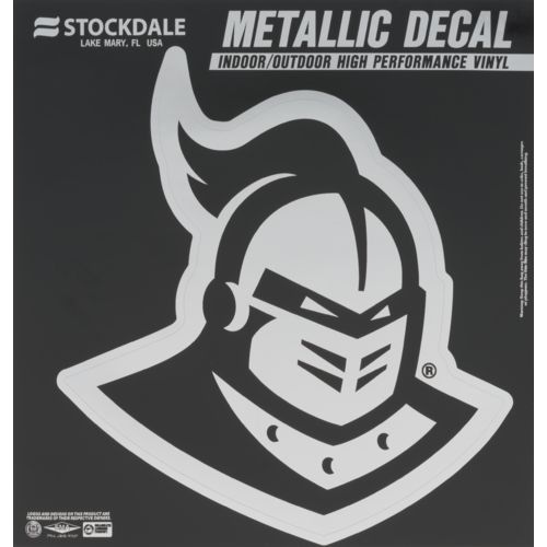 Stockdale University of Central Florida Metallic Decal