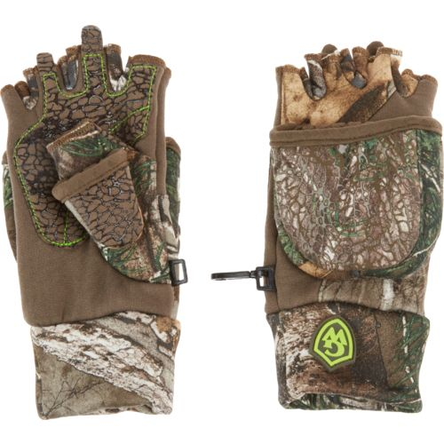 Display product reviews for Game Winner Kids' Heavyweight Pop-Top Hunting Gloves