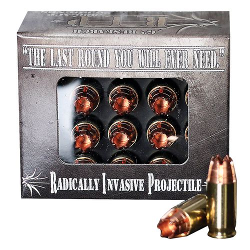 Display product reviews for G2 Research Radically Invasive Projectile .380 ACP 62-Grain Centerfire Handgun Ammunition