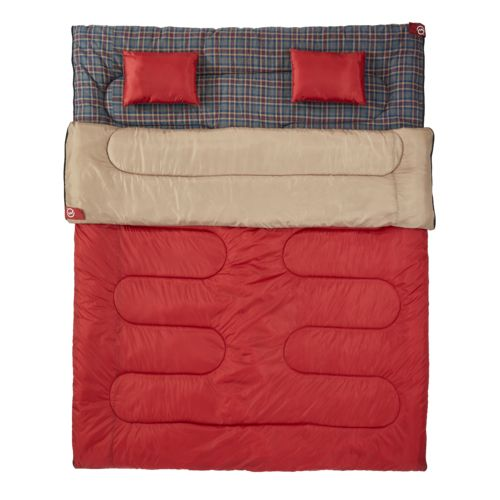 Magellan Outdoors RedRock Double Sleeping Bag
