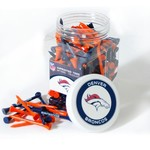 Team Golf Denver Broncos Tees 175-Pack