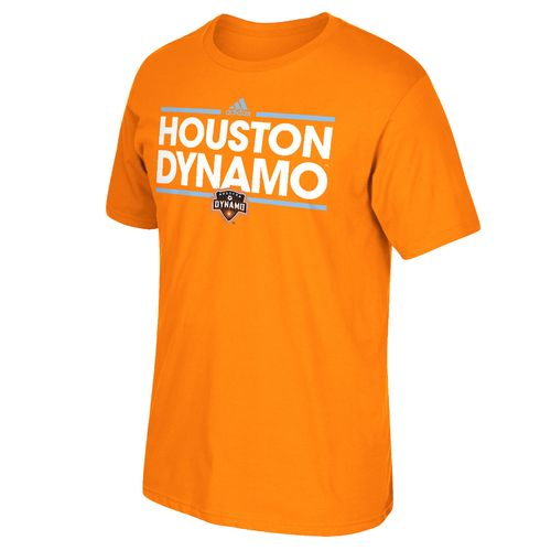 adidas™ Men's Houston Dynamo Dassler Performance T-shirt