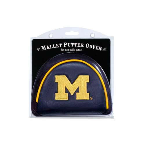 Team Golf University of Michigan Mallet Putter Cover - view number 1