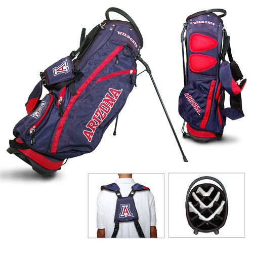 Team Golf University of Arizona Fairway Golf Stand Bag
