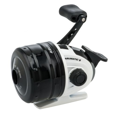 Abu Garcia Abumatic S Spincast Reel Convertible