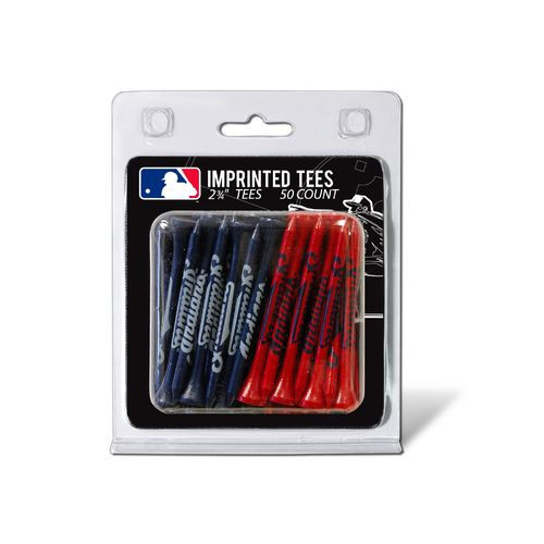 Team Golf Cleveland Indians Golf Tees 50-Pack - view number 1