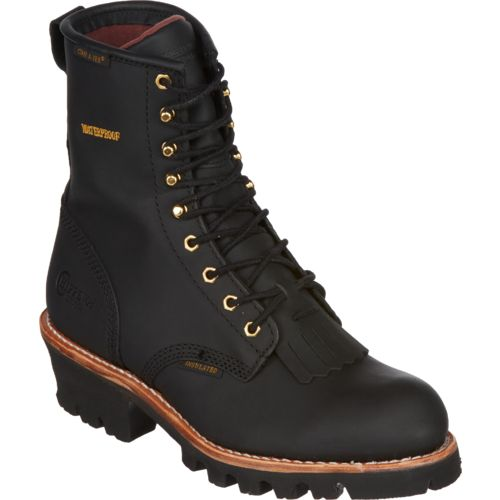 Chippewa Boots Waterproof Insulated Logger Rugged Outdoor Boots - view number 2