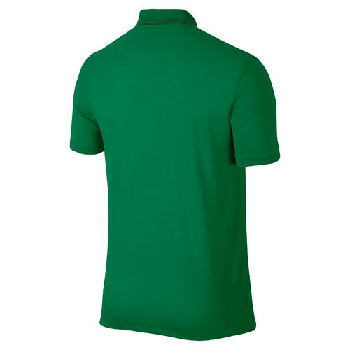 Nike Men's Transition Dry Heather Shawl Polo Shirt - view number 2