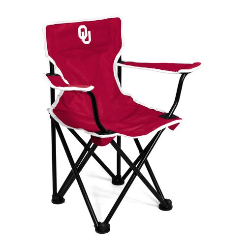 Logo™ Toddlers' University of Oklahoma Tailgating Chair - view number 1