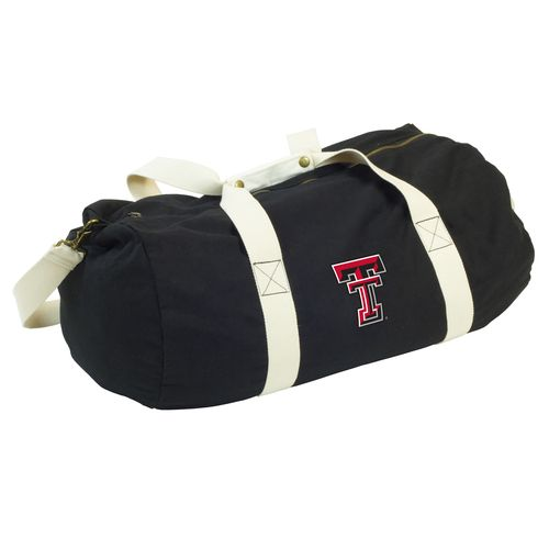 Logo Texas Tech University Sandlot Duffle Bag