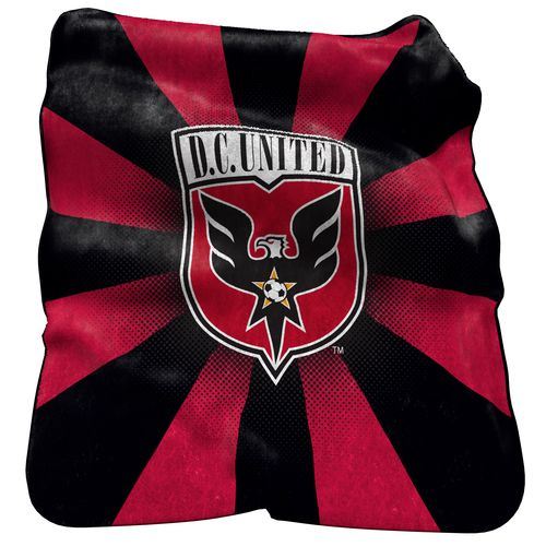 Logo™ D.C. United Raschel Throw
