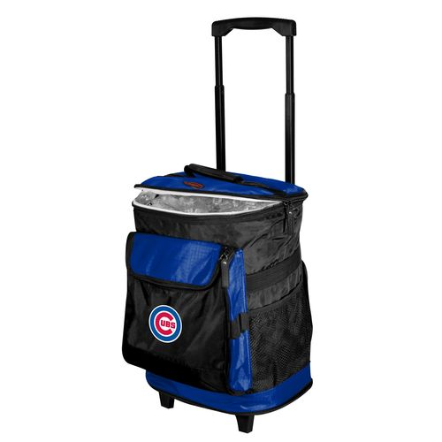 Logo Chicago Cubs Rolling Cooler