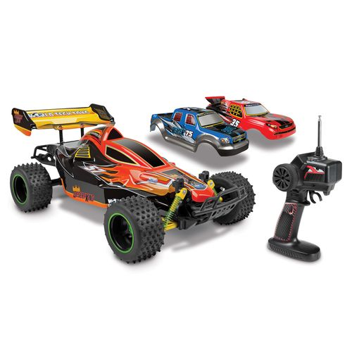 Display product reviews for World Tech Toys Triple Threat 3-in-1 RC Hobby Truck