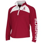 Colosseum Athletics Girls' University of Alabama Flyer 1/4 Zip Jacket
