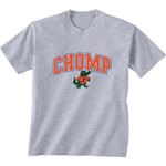 New World Graphics Men's University of Florida Chomp Chomp T-shirt