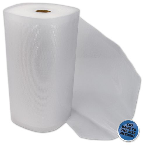 "Weston Bagged 15"" x 50' Vacuum Bag Roll"