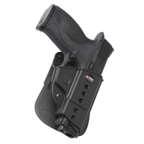 Display product reviews for Fobus S&W M&P Shield Roto Evolution Paddle Holster