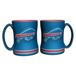 Boelter Brands Buffalo Bills 14 oz. Relief Mugs 2-Pack