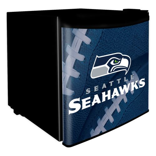 Boelter Brands Seattle Seahawks 1.7 cu. ft. Dorm Room Refrigerator for cheap
