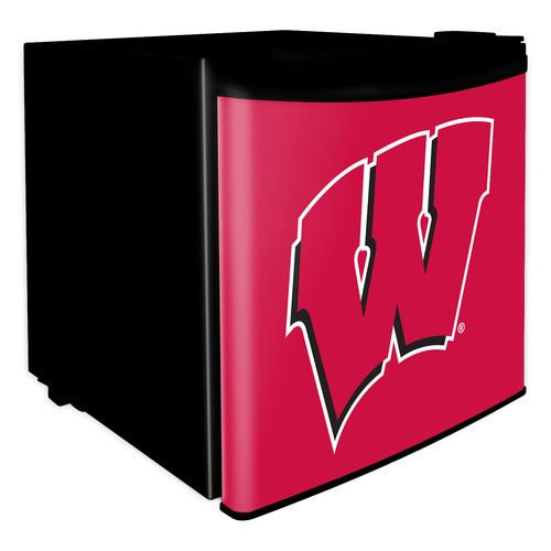 Boelter Brands University of Wisconsin 1.7 cu. ft. Dorm Room Refrigerator