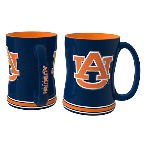 Boelter Brands Auburn University 14 oz. Relief Mugs
