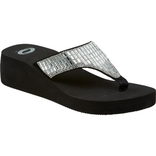 O'Rageous Women's Bling Flip-Flops - view number 2