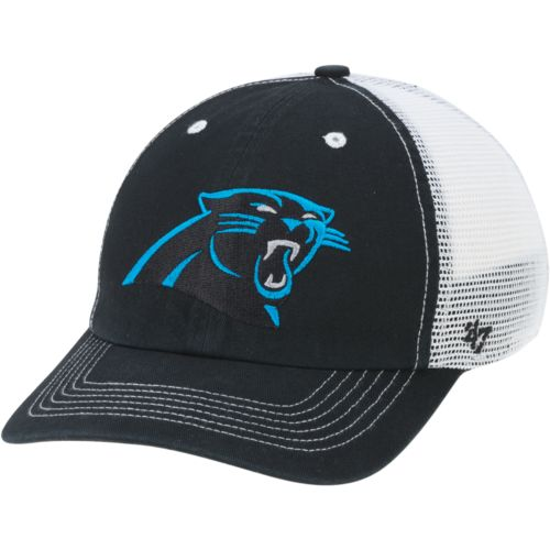 '47 Men's Carolina Panthers Blue Mountain Closer Mesh