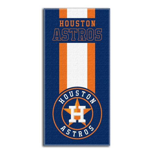 The Northwest Company Houston Astros Zone Read Beach Towel