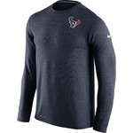 Nike Men's Houston Texans Dri-FIT Touch Long Sleeve T-shirt
