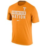 Nike Men's University of Tennessee Dri-FIT Legend Short Sleeve T-shirt