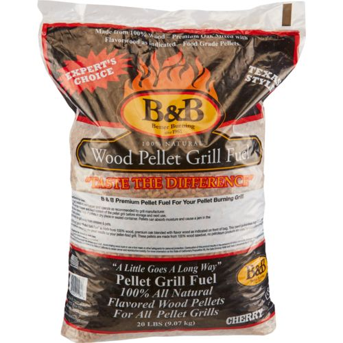 B&B Cherry Pellet Grill Fuel - view number 1