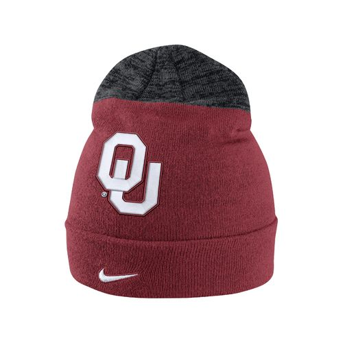 Nike™ Men's University of Oklahoma Sideline Knit Cap