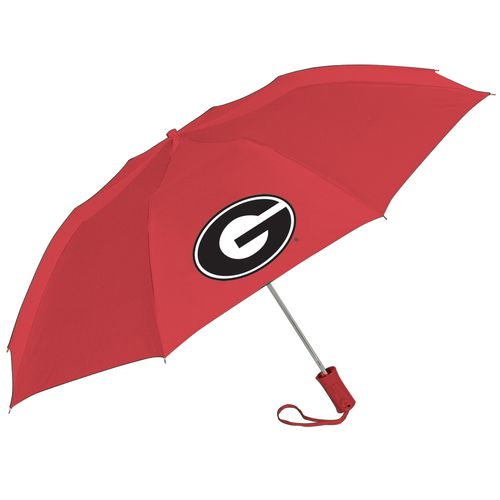 Storm Duds Adults' University of Georgia Automatic Folding Umbrella