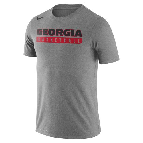 Nike Men's University of Georgia Basketball Practice T-shirt