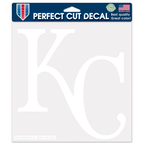 WinCraft Kansas City Royals Perfect Cut Decal