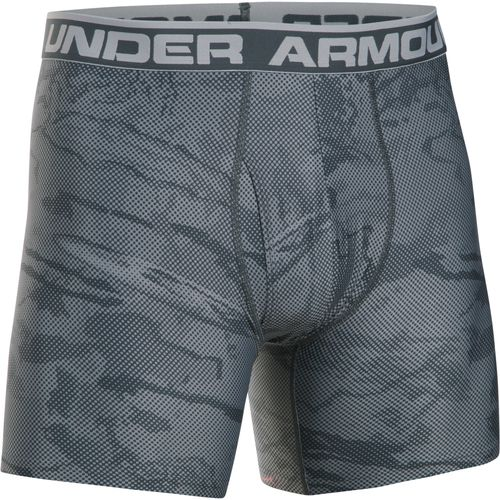 Under Armour™ Men's Original Printed Boxerjock® Boxer Brief