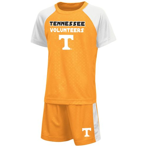Colosseum Athletics™ Toddler Boys' University of Tennessee Gridlock Set