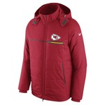 Nike Men's Kansas City Chiefs Sideline Jacket