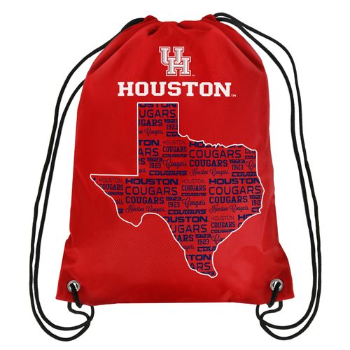 Forever Collectibles™ University of Houston Drawstring Backpack