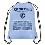 Team Beans Sporting Kansas City Drawstring Backpack