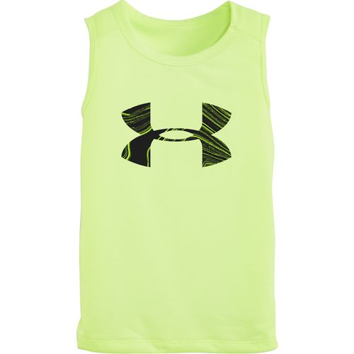 Under Armour™ Boys' Big Logo Tank Top