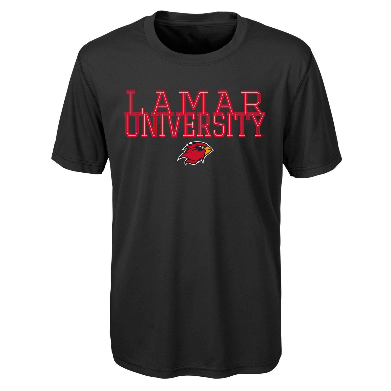 Gen2 Toddlers' Lamar University Overlap Poly T-shirt