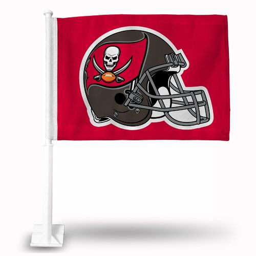Rico Tampa Bay Buccaneers Primary Logo Car Flag
