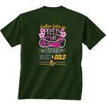 New World Graphics Women's Southeastern Louisiana University Cuter in Team T-shirt