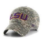 '47 Louisiana State University Officer Camo Clean-Up Cap