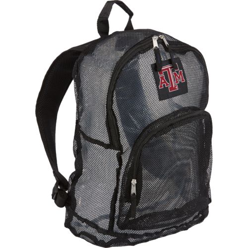 Forever Collectibles™ Texas A&M University Mesh Backpack