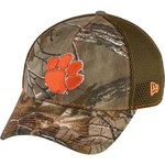 New Era Men's Clemson University Realtree 39THIRTY Cap