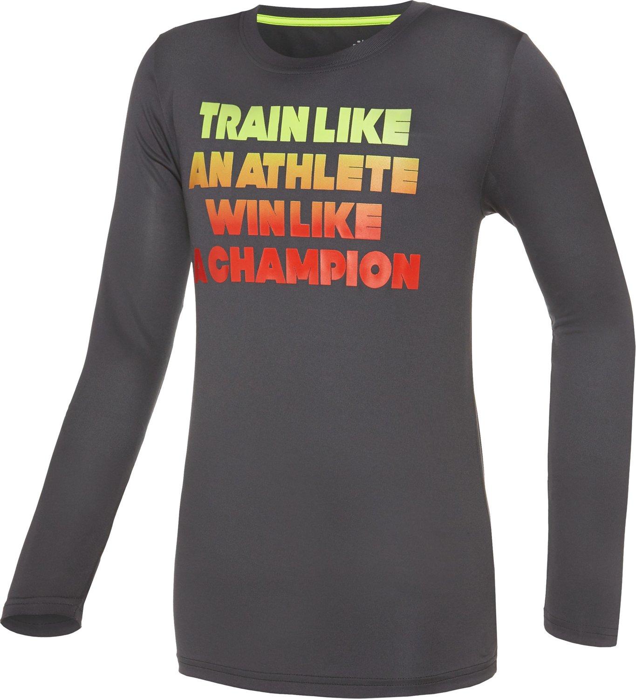 BCG™ Boys' Train Like an Athlete Long Sleeve T-shirt
