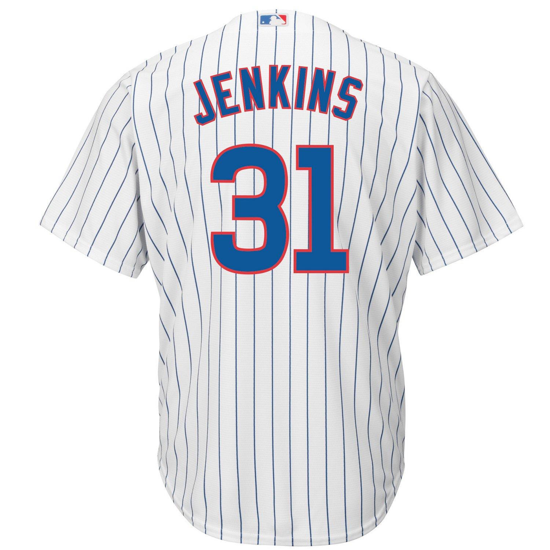 Majestic Men's Chicago Cubs Ferguson Jenkins #31 Cool Base Replica Jersey